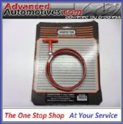 "Grayston Competition ""T"" Handle Pull Cable 1.5 Metres Long Colour Red"